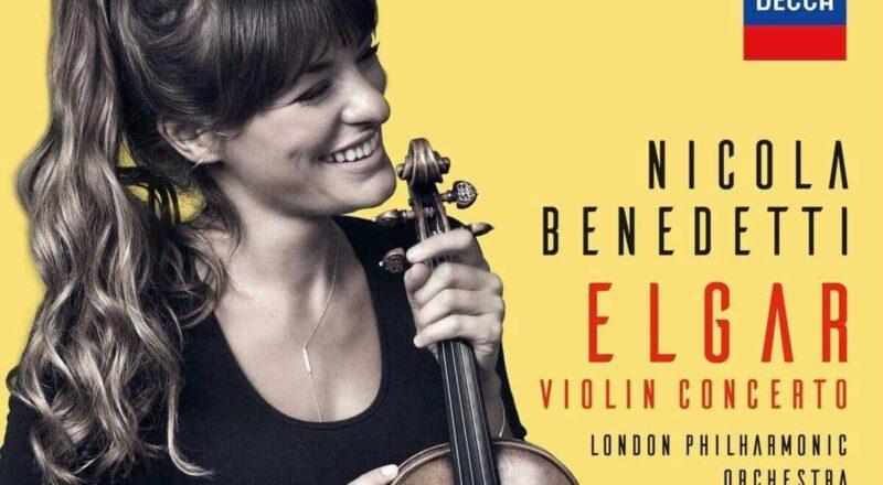 Elgar Violin Concerto - Nicola Benedetti